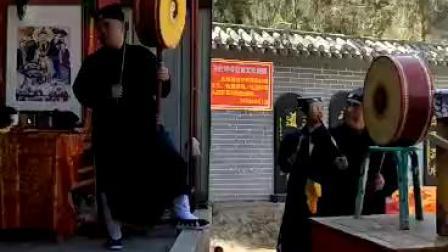 兰州徐家山城隍庙清明超度法会