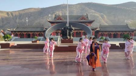 静宁县太极拳协会_界石铺太极代表队简化24式表演