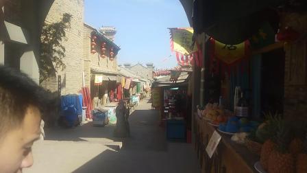 河南三门峡高阳地坑院旅游观光