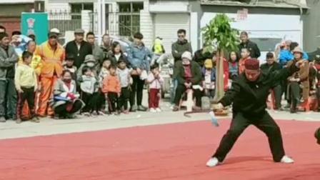 杨氏青萍剑六路(2019.4.6)