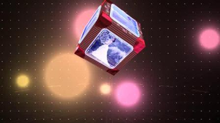 立方体相册夏荷