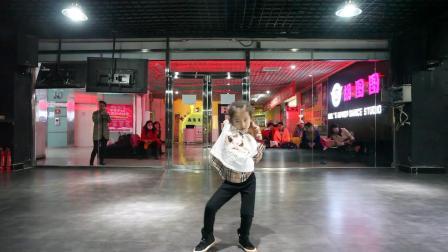 任宝宝贝舞蹈个人秀 海城胡图图女子流行舞