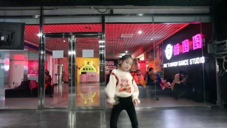 张诗璇宝贝舞蹈个人秀 海城胡图图女子流行舞