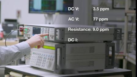 8588A 标准数字多用表介绍视频