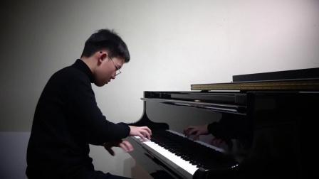 德彪西五指练习曲 Lesure Nr.136
