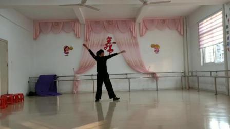 双节棍雷缤——禅舞太极小练