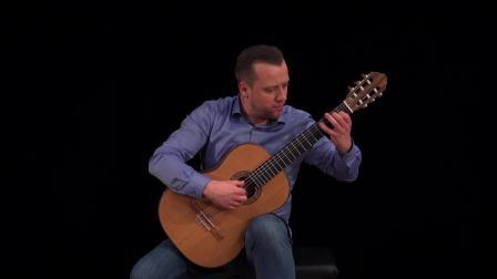 Preludio No. 5 - Francisco Tárrega played by Sanel Redzic.mp4
