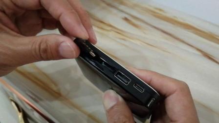 Nineka南卡无线充电宝POW-1自带充电线测试