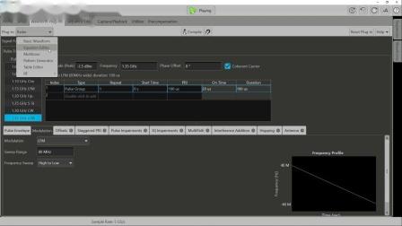 多通道频谱分析的新方法