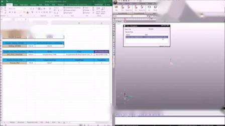 RecurDyn eTemplate - Easy to Analyze (Simple Valve)