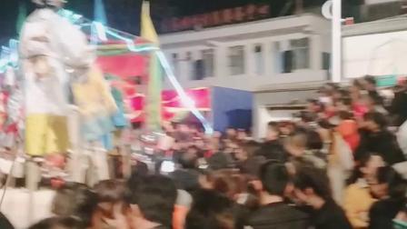 武都区袁家坝社火高跷