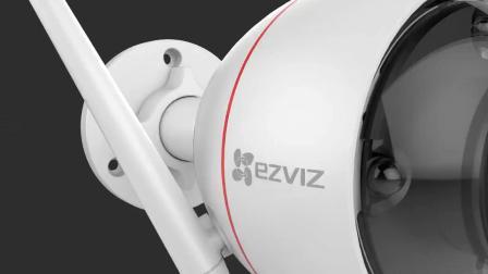 海康威视萤石C3W全彩监控 庭伟科技——15911724707——