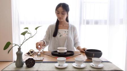 从一茶堂——盖碗泡茶法