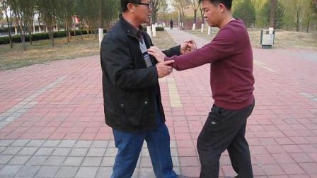 韩和平老师讲太极拳 五弓提放