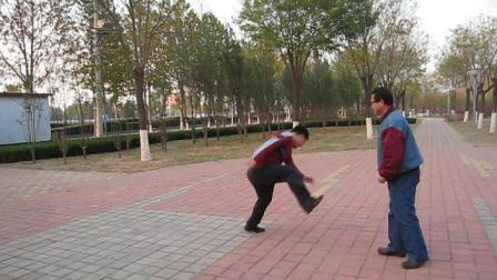 韩和平老师讲太极腾然提放