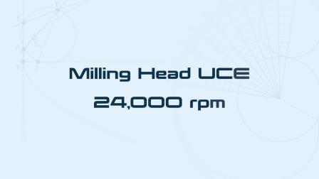 UCE_24000rpm_CORREA最新一代高速联动铣头