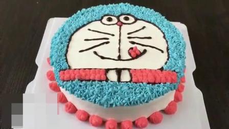 蛋糕烤箱做蛋糕 烘焙甜点 奶油生日蛋糕的做法