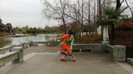 2019年3月27日~广场舞《梦见你的那一夜》