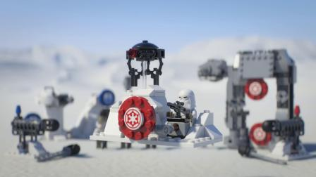 Battle of Hoth – LEGO Star Wars - 75241 Product Video 乐高星球大战