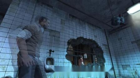 电锯惊魂02:坏蛋把钥匙藏在马桶里面,没想到里面都是针头!