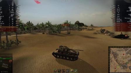 坦克世界马卡洛夫:重回远古 天线宝宝IS-7与胶水502