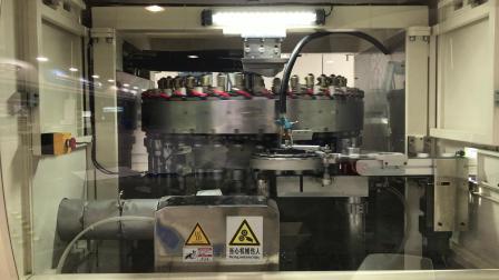 36腔瓶盖模压机3025 Cap compression molding machine