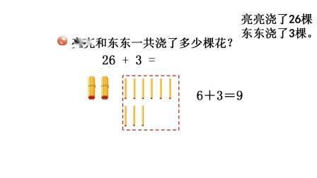 乐陶微学堂 —— 一年级数学《两位数加一位数、整十数的加法口算》