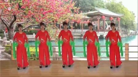 山西素梅广场舞《大中国》
