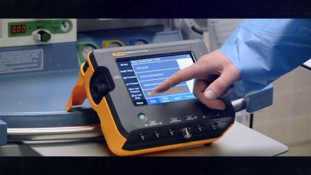 福禄克呼吸麻醉测试解决方案VT900A + VAPOR