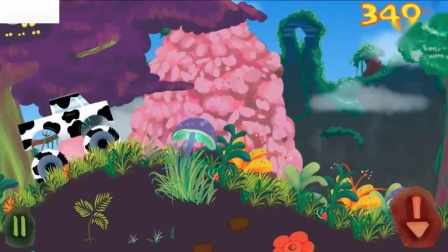 新怪物卡车与恐龙游戏免费手机游戏3