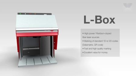 西刻标识 i104 系列集成式激光打标机产品介绍(英文)