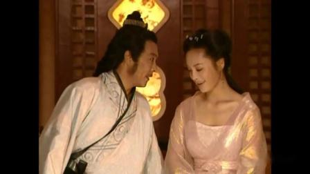 夏莲与吕不韦洞房了七天七夜就变成赵姬