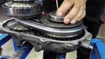 日产轩逸自动变速箱维修:变速箱打滑