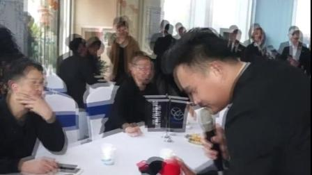 主持人孝虎汽车团购会视频