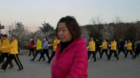 【爱尚健步~春天的韵律】小黎的传说作品