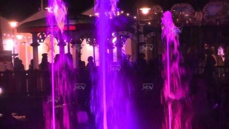 Port Elizabeth Boardwalk's multimedia musical fountain