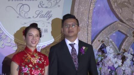 20180818沈君苗上海和平饭店婚礼喜庆活动