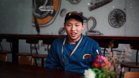 《2019年4月12日厦门新东方烹饪学校西餐主厨3班家长会》学生采访视频