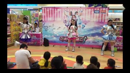 韩国版偶像x战士奇迹之音