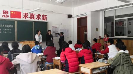 美国研学考察团在曲阜夫子学校进行课堂交流