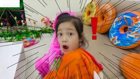 颜色歌曲婴儿童谣学习颜色与兄弟手指兔子棒棒糖