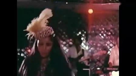 我在巴基斯坦经典老电影 铁石心肠 1982年拍摄截了一段小视频