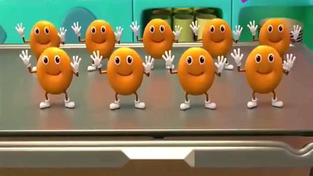 宝宝巴士-奇妙美食音乐剧,神奇的甜甜圈在跳舞