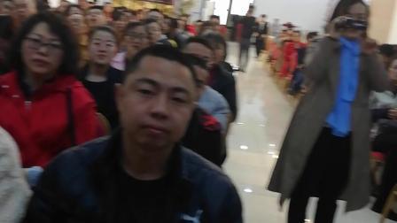 中国教师杂志社烟台分院院长宋淑娜致辞