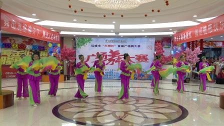 广场舞:关乡风韵