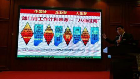 企业家大讲堂--战略目标引爆计划执行力(陈万林)
