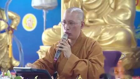 """【不同宗教有各自戒规!莫把""""民間信仰""""認为宗教】湛严法师"""