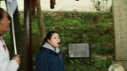 记游严子陵钓台-富春江小三峡全程2019年4月12日摄