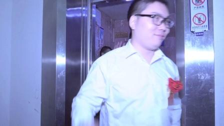 玫瑰之约-王寅双&张嫣然的浪漫婚礼