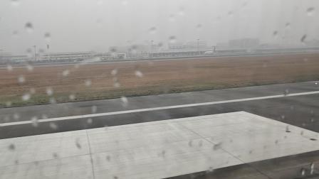 厦门航空杭州到武汉杭州萧山机场起飞